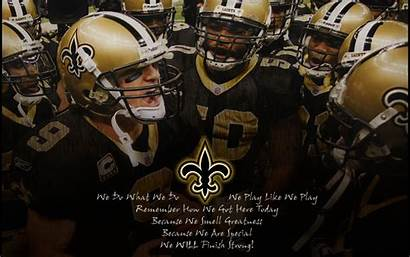 Dat Saints Football Nfl Nola Huddle Orleans