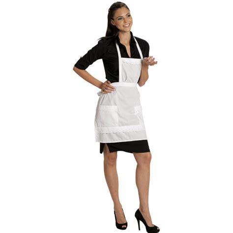 tablier de cuisine femme tablier de service pour grand hotel ou café