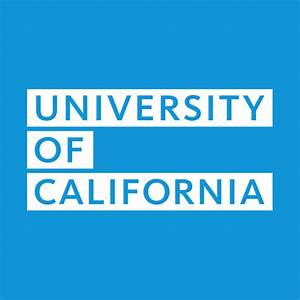 University of California blue box logo