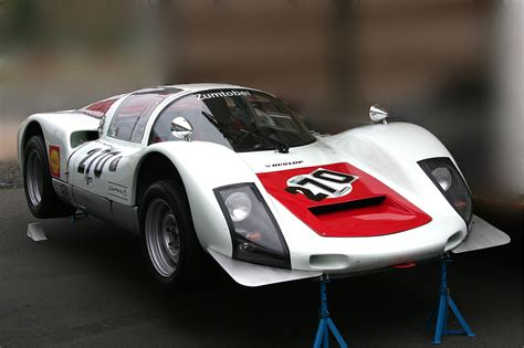 Body Kit Source For Porsche 906