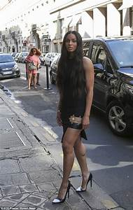 ciara is a tempting in two tone heels shoes post