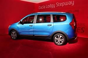Dacia Dokker Stepway Avis : mondial de l 39 automobile 2014 dacia dokker et lodgy stepway ~ Medecine-chirurgie-esthetiques.com Avis de Voitures