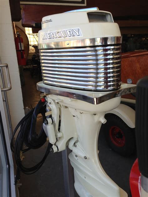 Mercury Outboard Motor Lineup by Engine Restorations Michigan Boat Engine