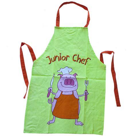 tablier cuisine fille tablier de cuisine enfant pour fille et garçon