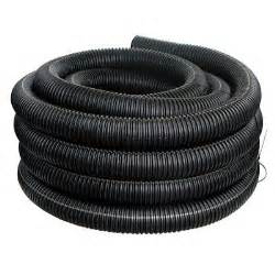 4 in x 100 ft corex drain pipe solid 04510100 the home depot