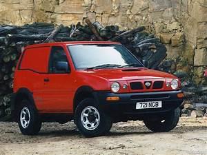 Fotos De Nissan Terrano Ii Van R20 Uk 1996