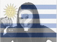 Pon la bandera de Uruguay con este filtro para fotos de