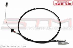 Stm  Oem Mitsubishi Throttle Cable
