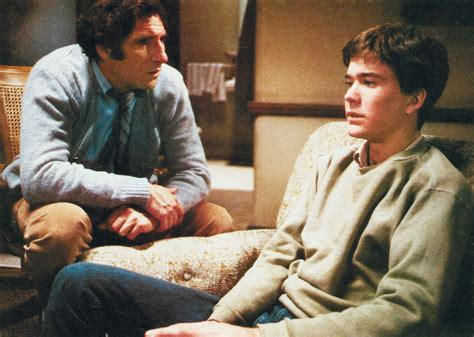 timothy hutton judd hirsch judd hirsch and timothy hutton in quot ordinary people quot 1980