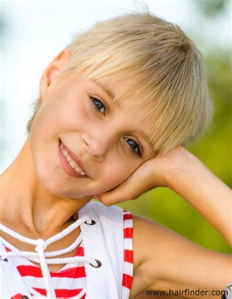 Hairstyle Kid by Pixie Haircut
