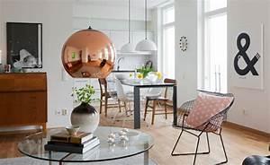 Lampe Skandinavisches Design : skandinavisches design neu interpretiert 120 einrichtungsbeispiele in bildern ~ Markanthonyermac.com Haus und Dekorationen