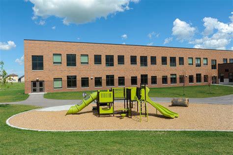 construction project amber trails community school