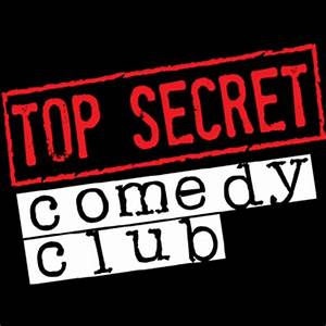 The Top Secret Comedy Club Stand Up Comedy Club Covent ...
