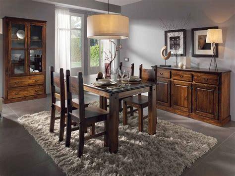 auxiliar de comedor rustico muebles shena ideas