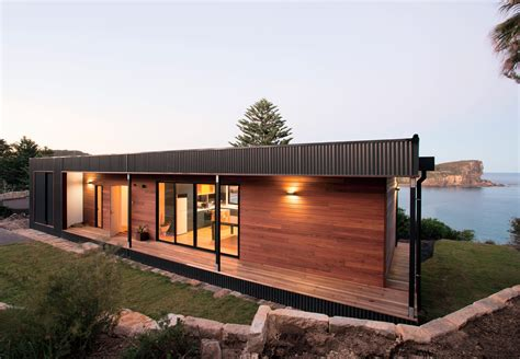 Prefabricated Home : Prefab Sustainability Compared To Traditional Building