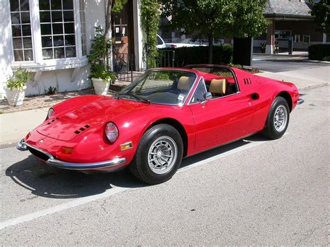 Read more about the 1973 ferrari dino 246gts from the automotive experts at motor trend. 1972 - 1974 Ferrari Dino 246 GTS Gallery 321507 | Top Speed