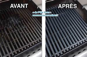 Grille Barbecue Sur Mesure : 3 recettes magiques pour nettoyer et d graisser la grille ~ Dailycaller-alerts.com Idées de Décoration