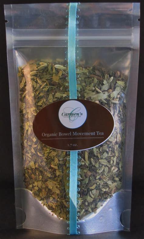 Spa Store Organic Herbal Teas