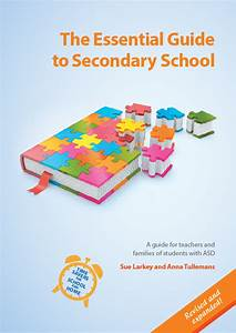 The Essential Guide To Successful Secondary School  U2013 Anna