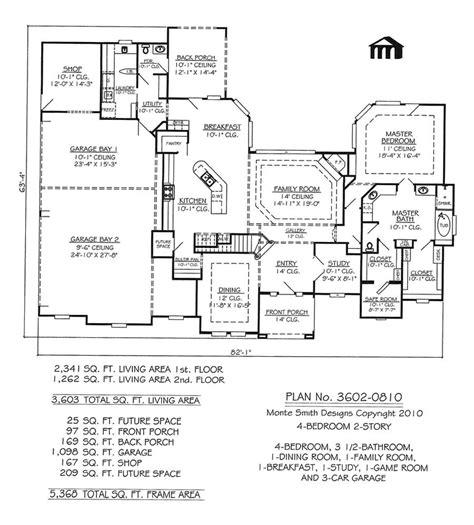 2 bedroom ranch house plans 4 bedroom ranch floor plans 4 bedroom 2 bath house plans