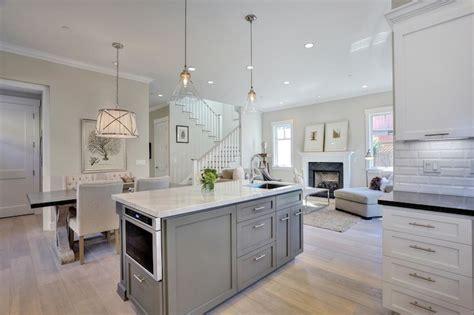 awesome kitchen islands open floor plan kitchen cottage kitchen sabal homes sc