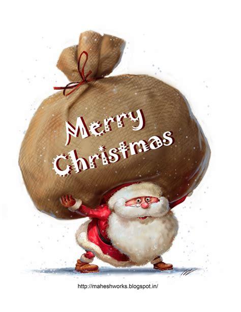 christmas greeting card design  mahesh nambiar  full