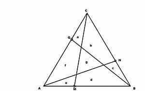 Geometry - Equilateral Triangle And Area
