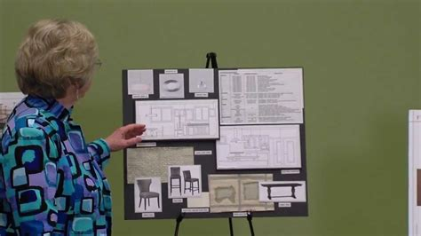 Home Design Board by Interior Design Presentation Boards Home Economics