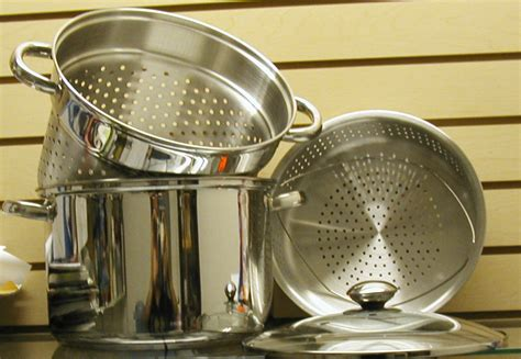 stainless steel steamer pots temecula ca