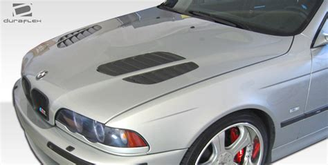 9703 Bmw 5 Series 4dr Gtr Duraflex Body Kit Hood