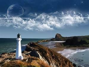 Lighthouse Desktop Wallpapers Free - Wallpaper Cave