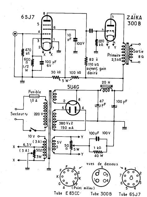 zaika 300b diy audio diy lifier valve lifier vacuum