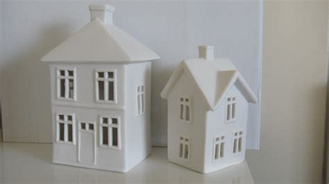 Ceramic House by Decorations
