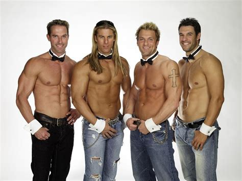 Chip N Dale Dancer by Chippendales Return To Celebrity Theatre This Weekend