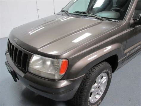 jeep infinity find used 2000 jeep grand cherokee limited v8 infinity