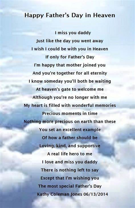 Wish your dearest dad with fathers day messages from daughter. Happy Father's Day In Heaven Pictures, Photos, and Images ...