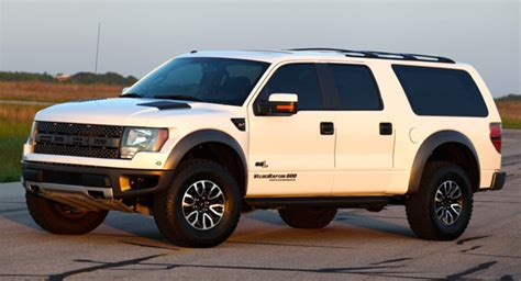 For 9,500, Hennessey Will Turns The Ford F-150 Raptor
