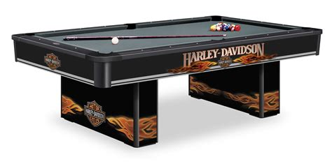 harley davidson pool table new jersey harley davidson pool tables olhausen billiards