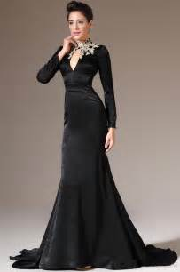 plus size wedding gowns with sleeves 20 gorgeous black evening dresses 2016 sheideas
