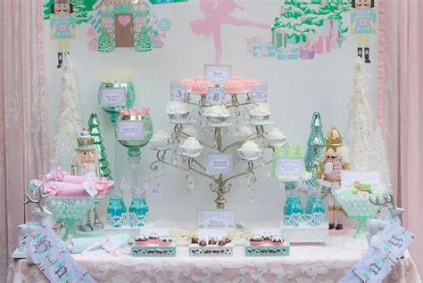 sugar plum fairy nutcracker party evite