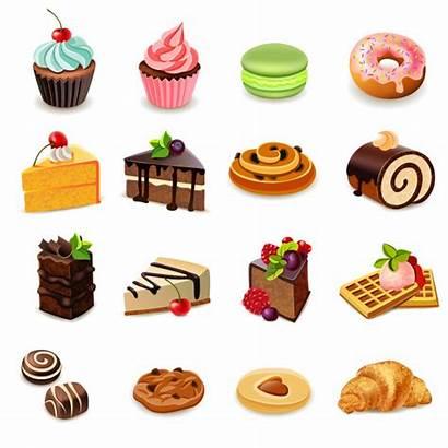 Cupcake Freepik Vectors Vector Cakes Icons Psd