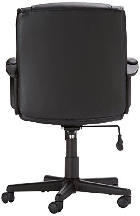 amazonbasics mid back office chair import it all