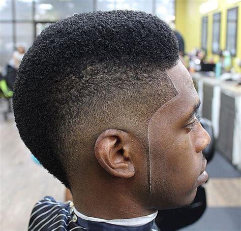 pin  fade waves cut mohawk burst fade