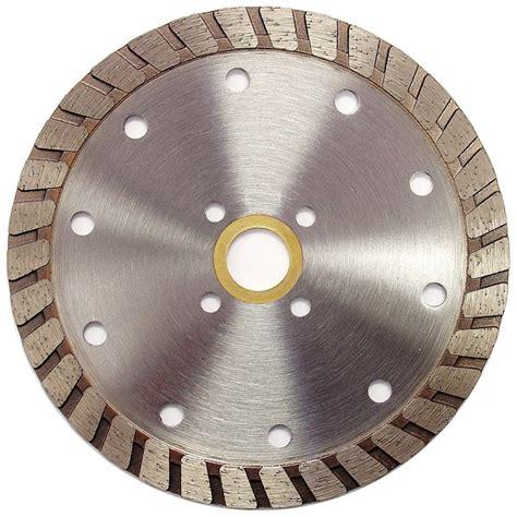 4 5 quot premium cut granite turbo saw blade