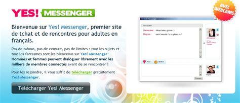 Yes Messenger Avis Et Témoignages Sur Le Chat Coquin