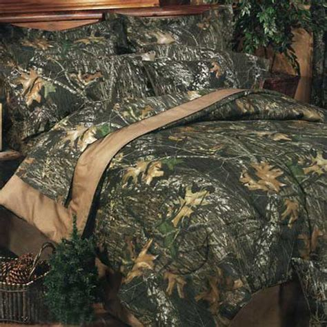 Mossy Oak New Break Up Bedding Ensemble