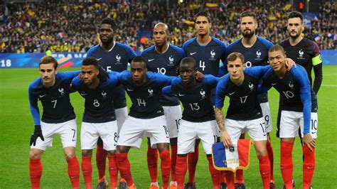 France reaches 2018 World Cup final: Schedule, scores, how ...
