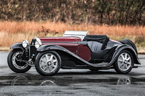 Early Bugatti Models by Bugatti Type 55 Sports Car On Docket For Gooding S
