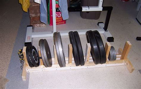 diy weight rack diy home gym diy storage diy gym