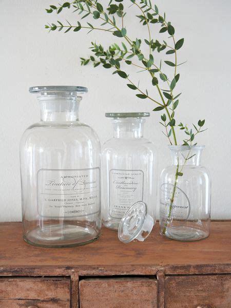 Bathroom Apothecary Jar Ideas by Best 25 Apothecary Jars Bathroom Ideas On